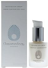 Parfums et Produits cosmétiques Crème à l'huile de jojoba pour contour des yeux - Omorovicza Reviving Eye Cream