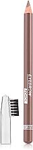 Parfums et Produits cosmétiques Crayon à sourcils - Luxvisage Eyebrow Pencil