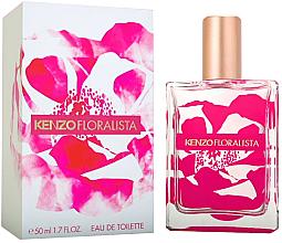 Parfums et Produits cosmétiques Kenzo Floralista - Eau de Toilette