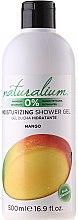Parfums et Produits cosmétiques Gel douche crémeux à la mangue - Naturalium Bath And Shower Gel Mango