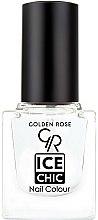 Parfums et Produits cosmétiques Vernis à ongles - Golden Rose Ice Chic Nail Colour