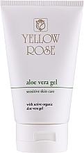 Parfums et Produits cosmétiques Gel à l'aloe vera pour visage - Yellow Rose Aloe Vera Gel