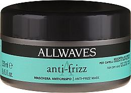 Parfums et Produits cosmétiques Masque anti-frisottis à la glycérine pour cheveux - Allwaves Anti-Frizz Mask