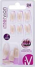 Parfums et Produits cosmétiques Faux ongles, 498763, 24pcs - Inter-Vion