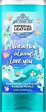 Parfums et Produits cosmétiques Gel douche - PZ Cussons Imperial Leather Narwhal Always Love You Shower Gel
