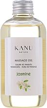 Parfums et Produits cosmétiques Huile de massage, Jasmin - Kanu Nature Jasmine Massage Oil