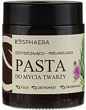 Parfums et Produits cosmétiques Pâte exfoliante à l'extrait d'algues vertes pour visage - Bosphaera