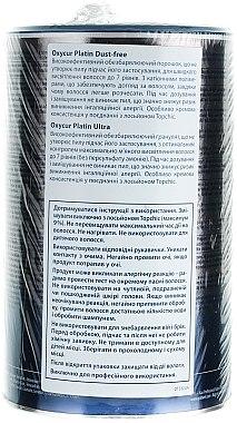 Poudre décolorante pour cheveux - Goldwell Oxycur Platin Dust-Free Topchic — Photo N2
