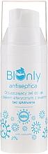 Parfums et Produits cosmétiques Gel à l'huile essentielle de lavande pour mains - BIOnly Antiseptica Antibacterial Gel
