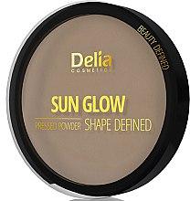 Parfums et Produits cosmétiques Poudre compacte visage - Delia Shape Defined Sun Glow