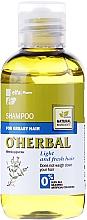Parfums et Produits cosmétiques Shampooing à l'extrait de menthe - O'Herbal