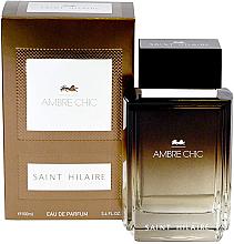 Parfums et Produits cosmétiques Saint Hilaire Ambre Chic - Eau de Parfum