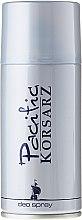 Parfums et Produits cosmétiques Déodorant spray - Korsarz Pacific Deo Spray