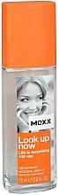 Parfums et Produits cosmétiques Mexx Look Up Now for Her - Déodorant spray