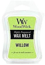 Parfums et Produits cosmétiques Cire parfumée pour lampe aromatique - WoodWick Wax Melt Willow