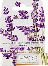 Parfums et Produits cosmétiques Roll-on anti-acné à l'huile de lavande pour visage - Ryor Aknestop Roll-On With Iris