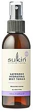 Parfums et Produits cosmétiques Brume tonique à la lavande pour visage - Sukin Lavender Hydrating Mist Toner