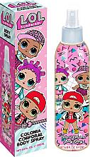 Parfums et Produits cosmétiques Air-Val International Lol Surprise - Brume parfumée pour corps