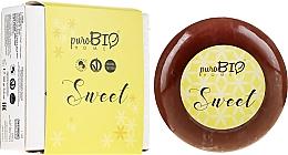 Parfums et Produits cosmétiques Savon bio avec porte-savon - PuroBio Home Organic Sweet