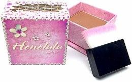 Parfums et Produits cosmétiques Poudre bronzante pour visage - W7 Honolulu Bronzer Powder
