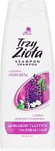 Parfums et Produits cosmétiques Shampooing aux extraits de sauge, d'ortie et de millefeuille pour cheveux gras - Pollena Savona