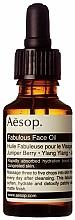Parfums et Produits cosmétiques Huile pour visage - Aesop Fabulous Face Oil
