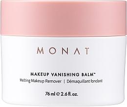 Parfums et Produits cosmétiques Démaquillant fondant à l'huile de graines de tomate et de carotte - Monat Makeup Vanishing Balm Melting Makeup Remover