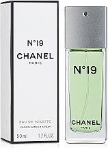 Parfums et Produits cosmétiques Chanel N19 - Eau de toilette