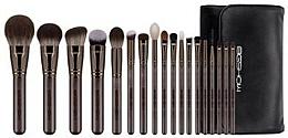 Parfums et Produits cosmétiques Kit pinceaux de maquillage - Eigshow Beauty Magician Brush Kit Lucky Coffee