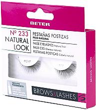Parfums et Produits cosmétiques Faux-cils - Beter N°233 Natural Look False Eyelashes