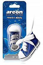 Parfums et Produits cosmétiques Désodorisant pour voiture - Areon Fresh Wave New Car