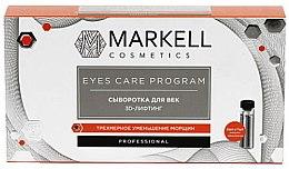 Parfums et Produits cosmétiques Sérum liftant 3D contour des yeux - Markell Professional