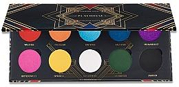 Parfums et Produits cosmétiques Palette d'ombres à paupières - London Copyright Magnetic Eyeshadow Palette Playhouse