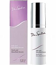 Parfums et Produits cosmétiques Sérum pour cou et décolleté - Dr. Spiller Breast and Decollete Lift Serum