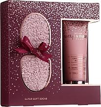 Parfums et Produits cosmétiques Coffret cadeau - Baylis & Harding Limited Edition Cranberry Martini (f/lot/125ml + socks/1pcs)