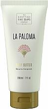 Parfums et Produits cosmétiques Beurre à l'extrait de nectar d'agave bio pour corps - Scottish Fine Soaps La Paloma Body Butter