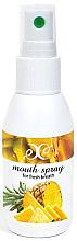 Parfums et Produits cosmétiques Spray d'haleine fraîche Ananas - Hristina Cosmetics Pineapple Mouth Spray