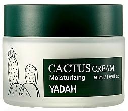Parfums et Produits cosmétiques Crème pour visage Cactus - Yadah Moisturizing Cactus Cream