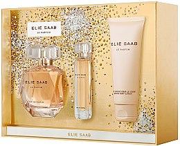 Parfums et Produits cosmétiques Elie Saab Le Parfum - Coffret (eau de parfum/90ml + eau de parfum/10ml + lait parfumé pour corps/75ml)