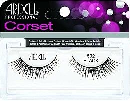 Parfums et Produits cosmétiques Faux-cils - Ardell Lashes Corset Collection Black 502