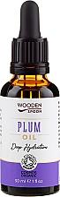 Parfums et Produits cosmétiques Huile bio de prune pour corps - Wooden Spoon Plum Oil