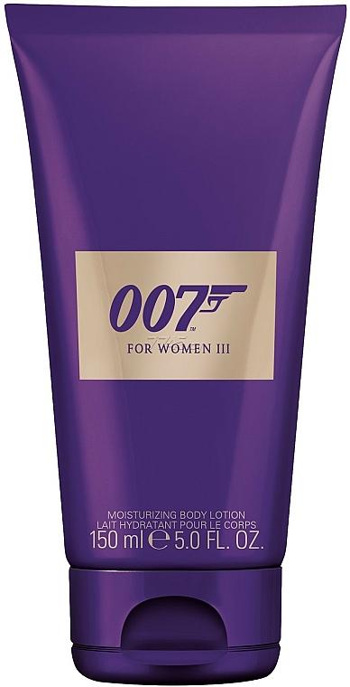 James Bond 007 For Women III - Lait parfumé pour corps