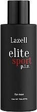 Parfums et Produits cosmétiques Lazell Elite Sport P.I.N - Eau de Toilette
