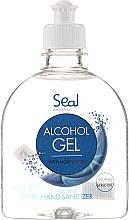 Parfums et Produits cosmétiques Gel désinfectant pour mains - Seal Cosmetics Alcohol Gel Hand Sanitizer