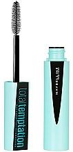 Parfums et Produits cosmétiques Mascara volumateur waterproof - Maybelline Total Temptation Waterproof Mascara