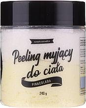 Parfums et Produits cosmétiques Exfoliant pour corps, Piña colada - Lalka