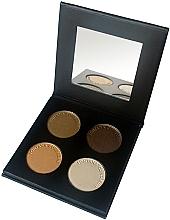 Parfums et Produits cosmétiques Palette de fards à paupières - Fontana Contarini The Eyeshadow Palette