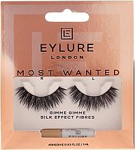 Parfums et Produits cosmétiques Faux-cils avec colle - Eylure Most Wanted Gimme Gimme