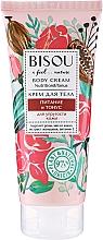 Parfums et Produits cosmétiques Crème au hydrolat de rose pour corps - Bisou Rose&Cacao Body Cream