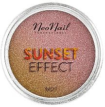 Parfums et Produits cosmétiques Paillettes pour ongles - NeoNail Professional Sunset Effect